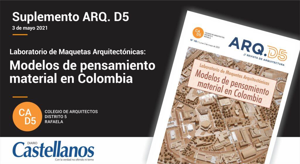 Suplemento ARQ D5 03-05-2021