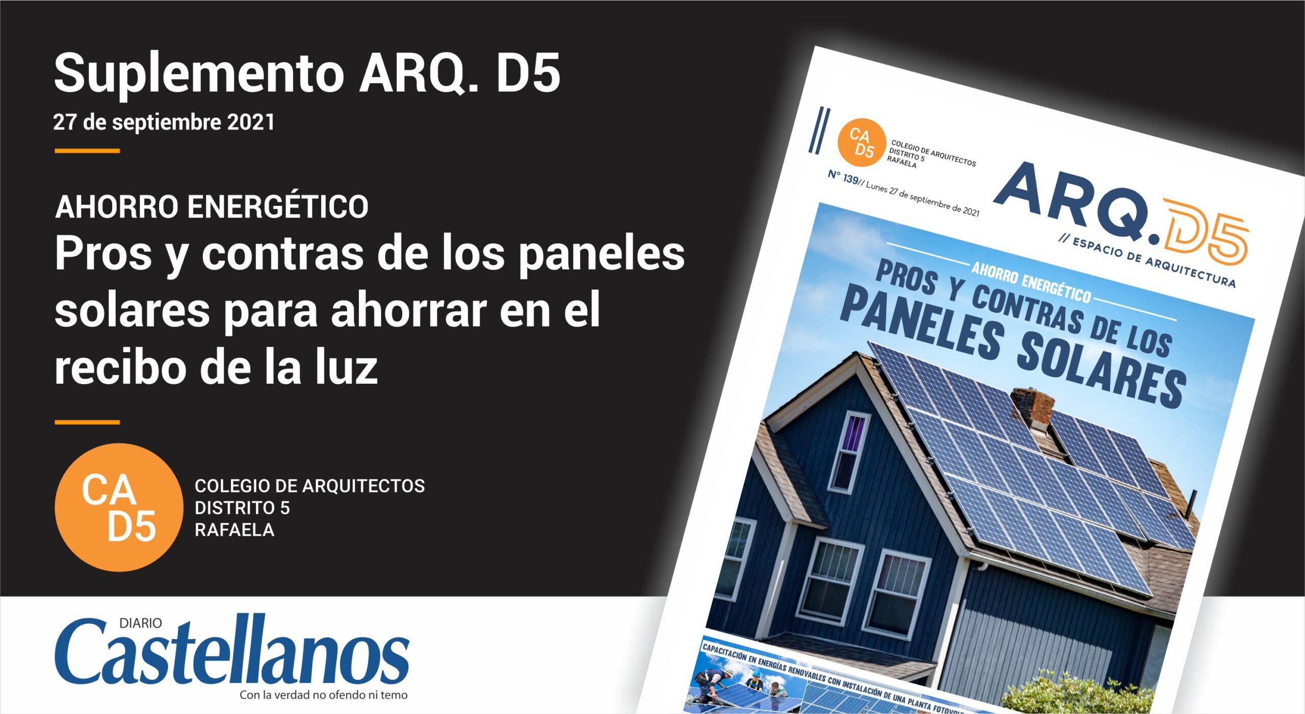 Suplemento ARQ D5 27-09-2021